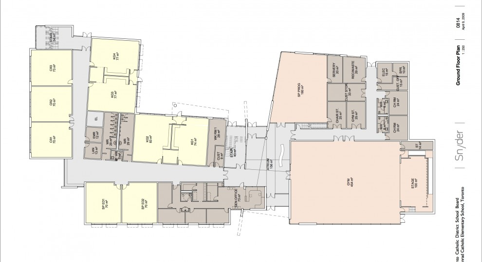St Conrad Layout Snyder Catapultschools Ca